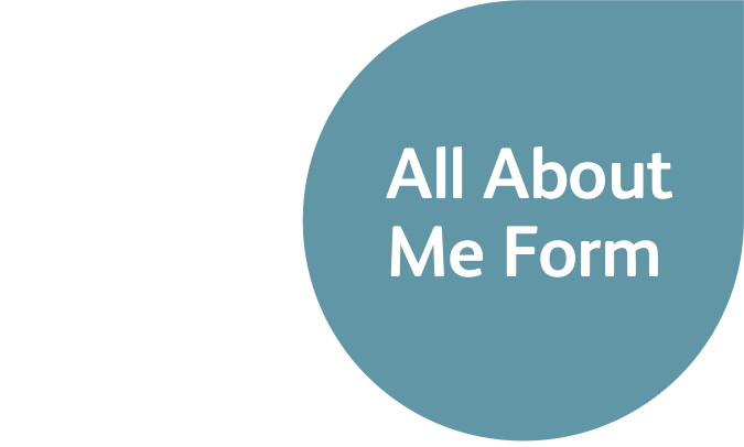 Fill out the 'All About Me' Form